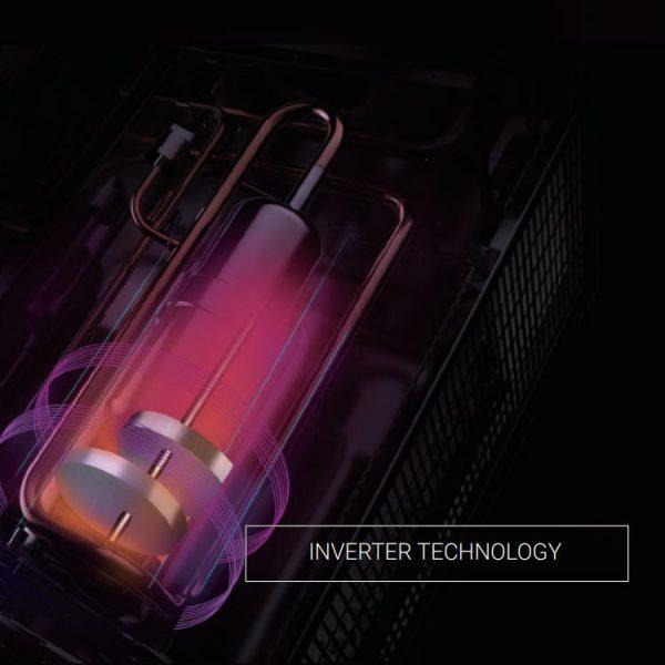 Madimack Pool Heating Pump Inverter Technology