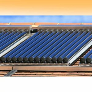 Apricus Solar Tubes with Gas Booster