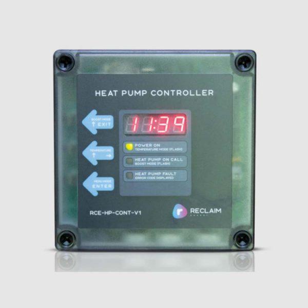Reclaim CO2 Heat Pump Controller