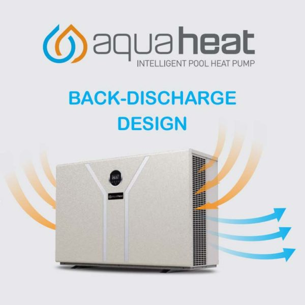 Aquaheat Pool Heat Pump Back Discharge Design