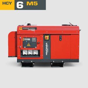 Himoinsa Diesel Generator HCY 6 M5 6kVA Powered by Yanmar