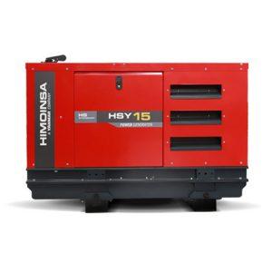 Himoinsa Yanmar Generator HSY-15 M5