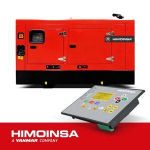 Himoinsa Generator HYW-35 T5 Control Panel