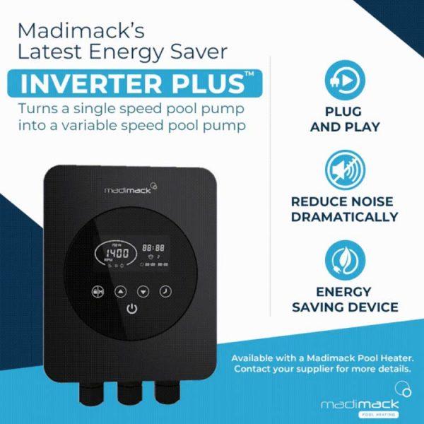 Madimack Inverter Plus 2.2kW is Madimack's Latest Energy Saver