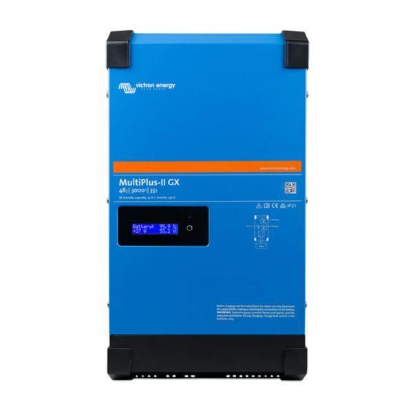 Victron MultiPlus-II Inverter Charger GX