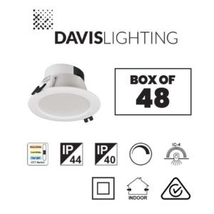 Dalco LED Downlight 10w Dimmable Box of 48 Specifications
