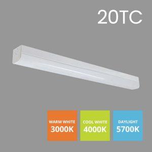 Ecoline MKII LED Batten Lights 12/20W