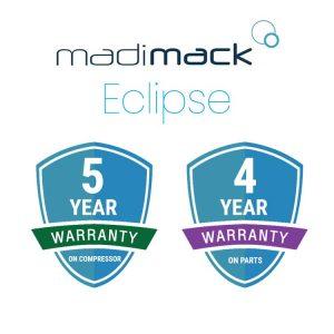 Madimack Eclipse Pool Heat Pump Warranty