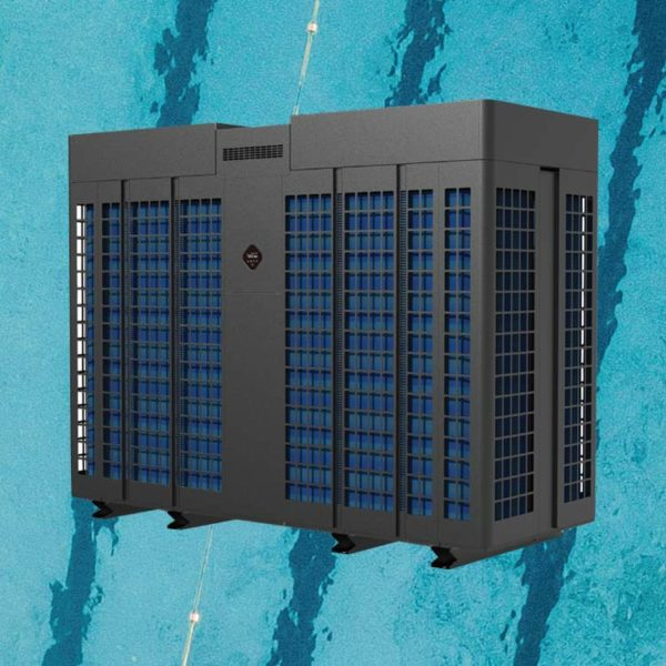 Madimack Elite Max Commercial Pool Heat Pump Aquatic Facility