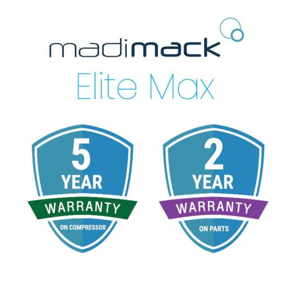 Madimack Elite Max Commercial Pool Heat Pump Warranty