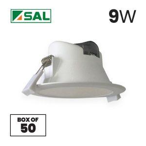 SAL 9W IP44 LED Downlight