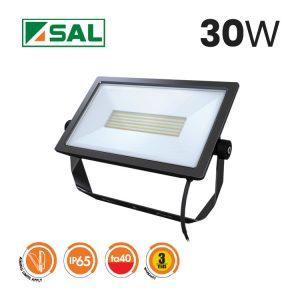 SAL 30W Starpad IP65 LED Floodlight Specs