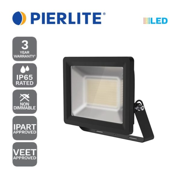 Shadoweco LED Floodlight 100W Specifications