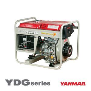 Yanmar YDG Diesel Generator Air Cooled