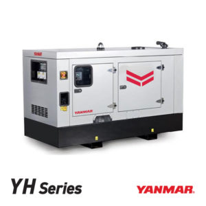 Yanmar YH Series Generator 4 Pole