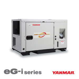 Yanmar Inverter Generator eG-i Series