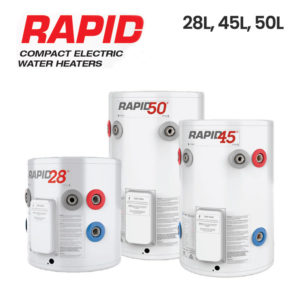 Rapid Compact Electric Water Heater